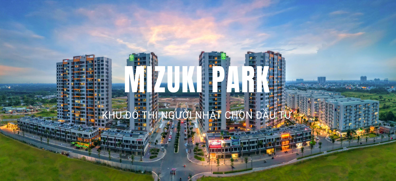 phối cảnh mizuki park