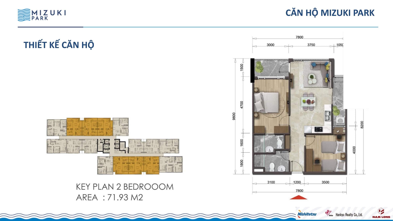 72 m2 MIZUKI PARK