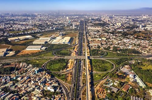 Sân bay Long Thành: hạ tầng đột phá